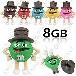 USB 8GB ייצוב ייחודי