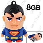 USB 8GB בסגנון סופרמן