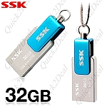USB 32GB מבית SSK