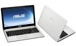 מחשב נייד דק וקל משקל ASUS X501A צבע לבן