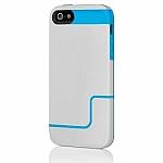 כיסוי Incipio EdgePro אייפון 5/5S אפור-תכלת