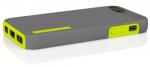 כיסוי Incipio DualPro לאייפון 5/5S אפור-צהוב