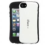 כיסוי iFace לאייפון 5/5S לבן