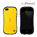 כיסוי iFace לאייפון 5/5S צהוב
