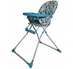 כיסא אוכל פרוטי כחול