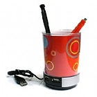 תחנת USB למכשירי כתיבה