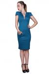 שמלת ניו יורק- כחול