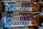 חטיף חלבון טהור וורלדוויד - 12 יח' - Worldwide Pure Protein