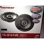 סט רמקולים 6.5 Pioneer דגם TSG1614R