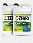 נוזל קירור ירוק מסדרת ZEREX מוכן לשימוש 50/50