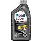 שמן MOBIL SUPER 0W20
