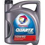 שמן מנוע TOTAL QUARTZ 7000 10W40