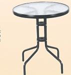 שולחן עגול קוטר 80