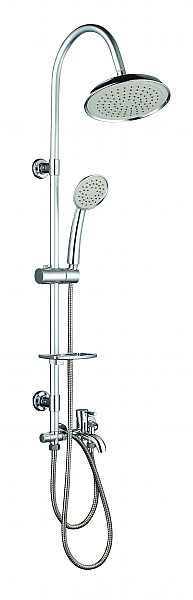 מערכת מפוארת למקלחת - 1