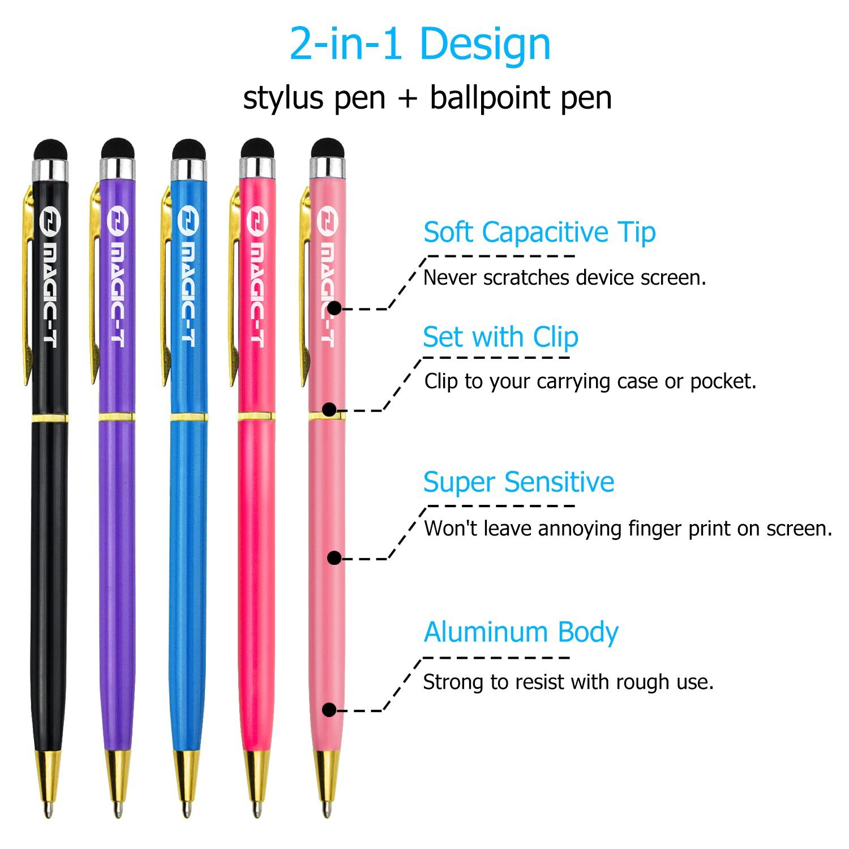 שונות עט סטיילוס | עט מגע | עט מגע לטאבלט | עט מגע לנוט 5 | עט לסמארטפון DL-99